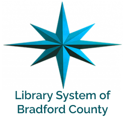 bradford county library system icon